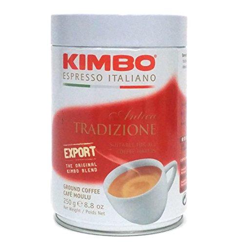 Kimbo Antica Tradizione Ground Coffee in Can 8.8oz/250g ()
