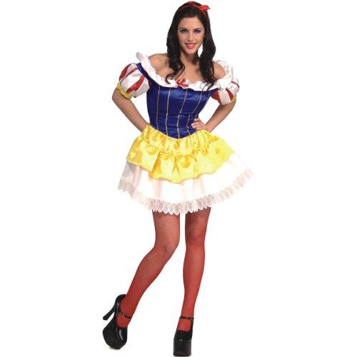 Fairy Costumes Slutty (Snow White Costume - Small - Dress Size)