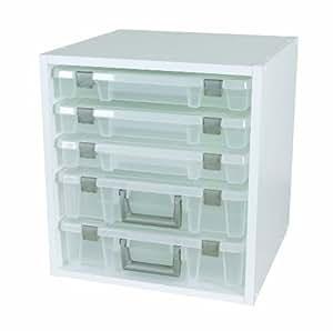 Art Bin Super Satchel Scrapbooking Storage Case Rack