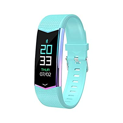 HHCUIJ Smart Wristband Smart Sport Bracelet Wristband Blood Pressure Heart Rate Monitor Pedometer Smart Watch Women For Estimated Price £46.00 -