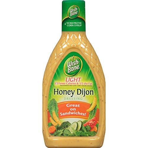 Wish-Bone Salad Dressing, Light Honey Dijon, 15 (Honey Dijon Dressing)