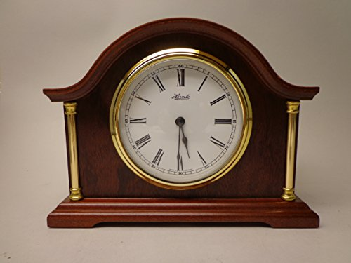 (Hermle Classic Table Clock with Quartz Dual Chime Westminster or Bimbam 22660-162114 )
