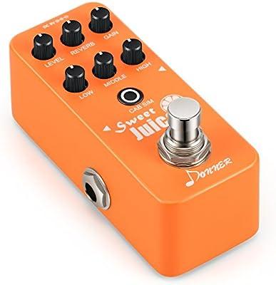 Donner Sweet Juice Mini Preamp Guitarra eléctrica Guitarra ...