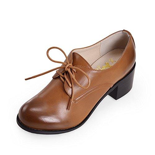 Moda zapatos del estilo de Inglaterra/ atar zapatos Oxford/Zapatos de las mujeres de talla grande C