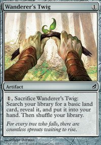 Magic: the Gathering Wanderer39;s Twig - Lorwyn