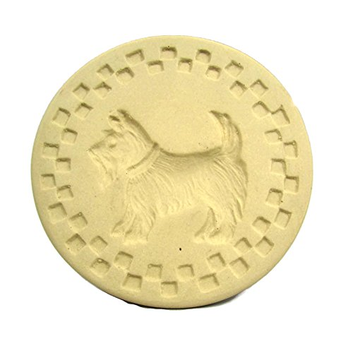 Brown Bag Scotty Dog Cookie Stamp - New 2014 by Brown Bag