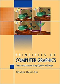 Book Principles Of Computer Graphics: Theory and Practice Using OpenGL and Maya®