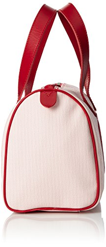 Timberland Tb0m2757, Bolso para Mujer, 16x20x30 cm (W x H x L) Rojo (RED)
