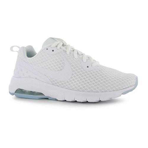 Nike Air Max Motion leggero scarpe da ginnastica WHT/WHT Sneakers