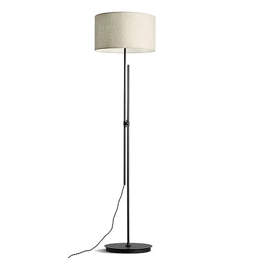 Lámparas de Pie Lámpara Vertical Piso Lámpara de pie de Estilo ...