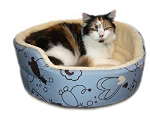"Cosipet Superbed Scatty Cat Blue Small 41cm (16"")"
