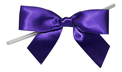 Reliant Ribbon 100 Piece Bow 3.25 Span X 2 Tails Twist Ti...