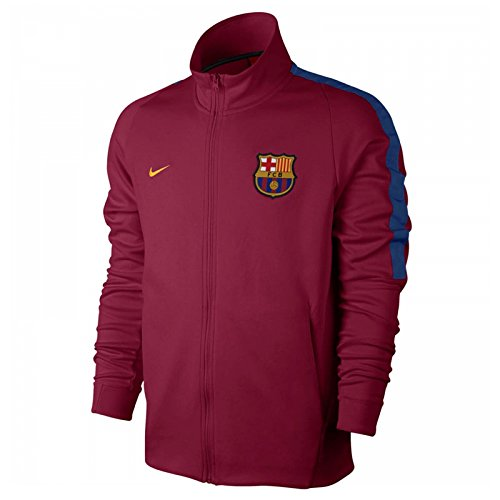 Nike FC Barcelona Soccer Franchise Jacket (Noble Purple) – DiZiSports Store