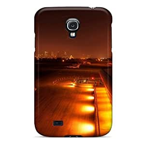 New Aircrafts Night Tpu Case Cover, Anti-scratch Wade-cases Phone Case For Galaxy S4