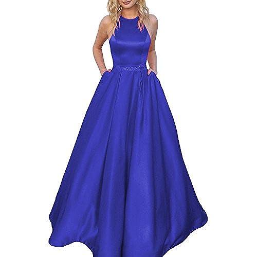 Prom Dresses 2018 Plus Size Royal Blue Amazon