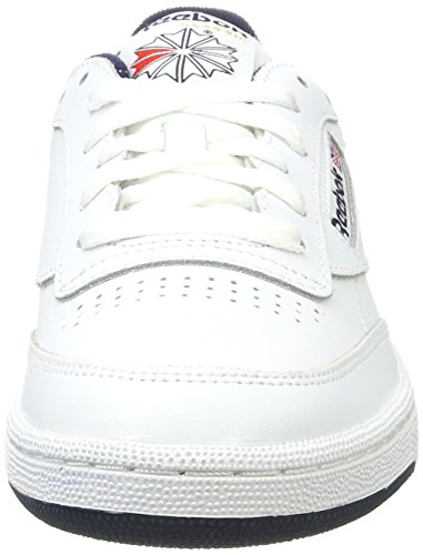 Gimnasia C Para Zapatillas Hombre white navy Club int Int Reebok 85 white Blanco De navy wUx51XxqA
