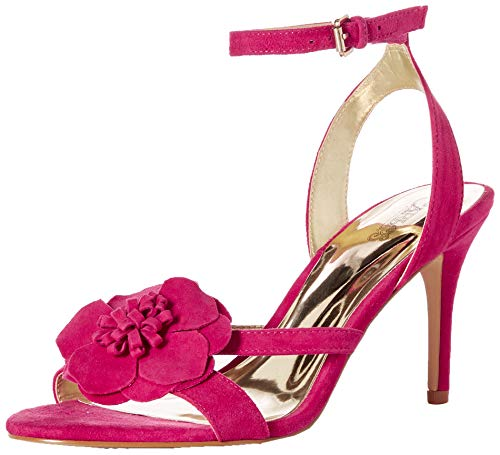 (Carlos by Carlos Santana Women's ELLE Heeled Sandal, Azalea, 8 M US)