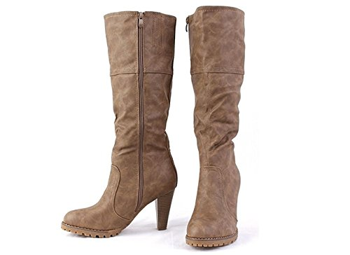 Damen Stiefel Boots Outdoor (39)