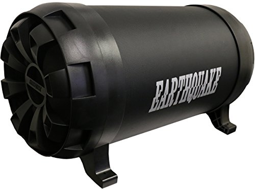Earthquake Sound K-10 Kompressor Subwoofer Tube with SLAPS Technology (10 Inch Earthquake Subwoofer)