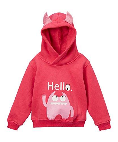 Mr Met Light (Doodle Pants - Pink Monster Hoodie with Horns - 18M)