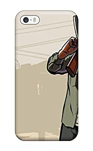 New Arrival Case Specially Design For Iphone 5/5s (grand Theft Auto Video Game )