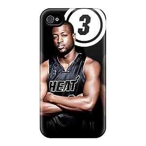AlissaDubois Iphone 6 Protective Hard Phone Cases Provide Private Custom Attractive Miami Heat Series [Axn7321UdZM]