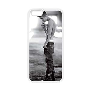 Water Spirit phone Case Justin Bieber For iPhone 6 Plus 5.5 Inch QQW893060