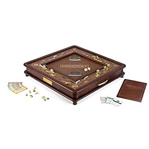 Winning Solutions Monopoly Wooden Board Game