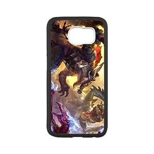 Anivia Samsung Galaxy S6 Cell Phone Case White 82You432792