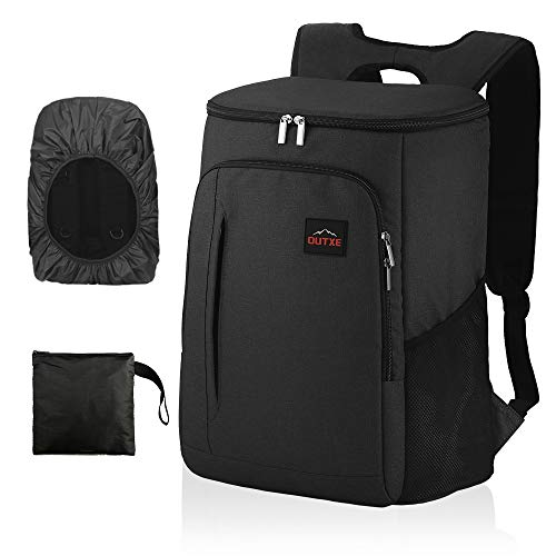 OUTXE Cooler Backpack 25L Insulated Cooler Bag Backpack