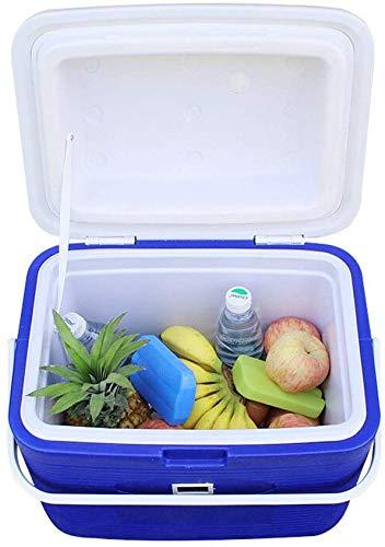 GWFVA Mini congelador portátil de Gran Capacidad con indicador de ...
