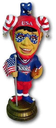Super Bowl Bobble Head Doll - 6