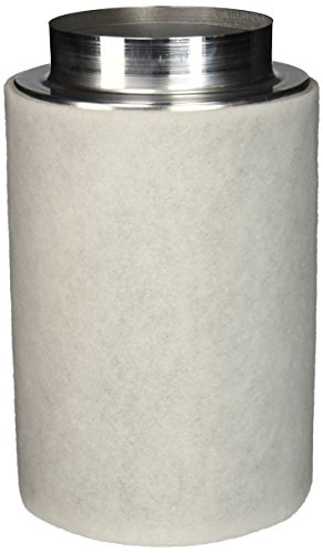 Phresh 701265 Intake Filter, 6-Inch by 12-Inch, 450 CFM