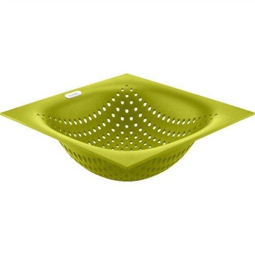 Eva Solo Square  Plastic Colander, Lime