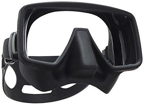 Scubapro Frameless Gorilla Mask, Black by Scubapro