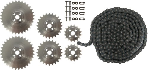 um Sprocket and Chain Pack (25 Chain Sprocket)