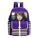 Student Bag 3D Printing Amanchu Boy Girl School Backpack