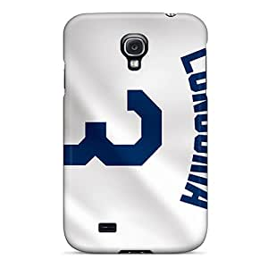 ErleneRobinson Samsung Galaxy S4 Best Cell-phone Hard Cover Allow Personal Design Trendy Tampa Bay Rays Series [WGm7371IsKP]
