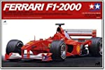 #20049 Tamiya Ferrari F1 -2000 1/20 Scale Plastic Model Kit,Needs Assembly by USA