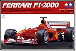 #20049 Tamiya Ferrari F1 -2000 1/20 Scale Plastic Model Kit,Needs Assembly by USA