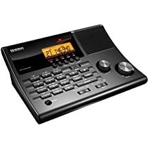 Uniden 500 Channel Clock/Radio Scanner with Weather Alert (BC345CRS) (Discontinued by Manufacturer)