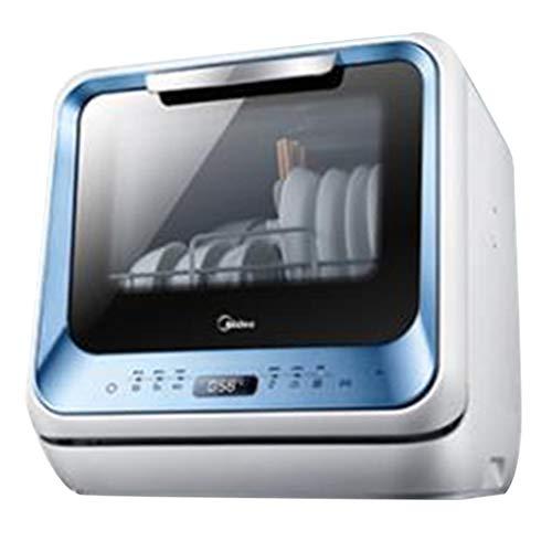 Instalación Gratuita de lavaplatos Inteligente Hogar automático Mini pequeño Escritorio desinfección Armario Armario...