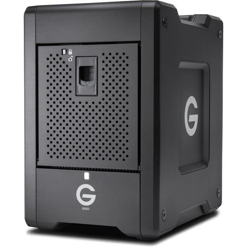 G-Technology 16TB G-SPEED Shuttle SSD with Thunderbolt, used for sale  Delivered anywhere in USA