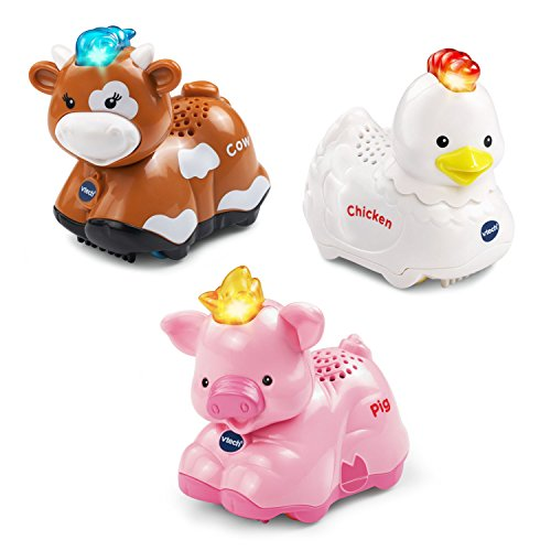 (VTech Go! Go! Smart Animals Farm Animals 3-Pack)