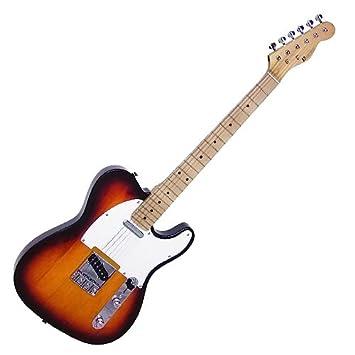 Dimavery 26214030 TL-201 - Guitarra eléctrica, color sunburst.: Amazon.es: Instrumentos musicales