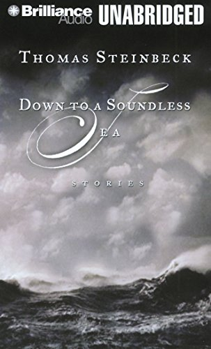 Down to a Soundless Sea: Stories by Brilliance Audio