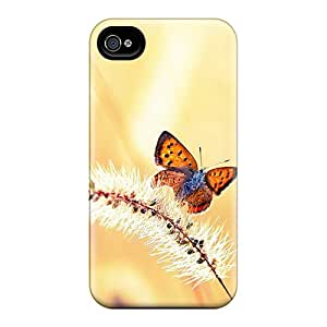MansourMurray Iphone 6plus Protector Hard Cell-phone Cases Customized Vivid Butterfly Image [bbJ1549kgAX]