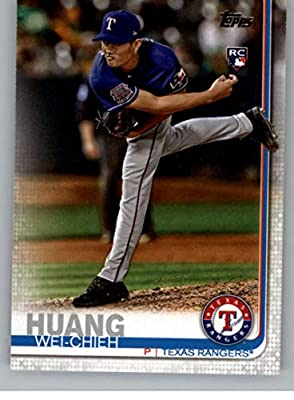 2019 Topps Team Edition Texas Rangers #TR-6 Isiah Kiner-Falefa Texas Rangers Baseball Card