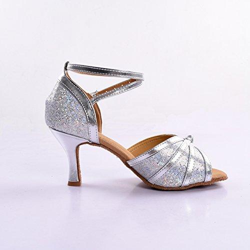 Argent Fashion femme Salle bal Kevin argent de Xd6qqp