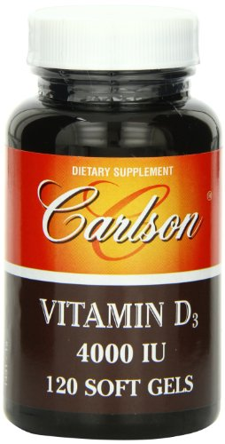Carlson Vitamin Mineral Supplement Softgels